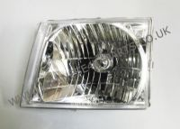 Ford Ranger 2.5TD Pick Up ER24 (12Valve) (1999-10/2007) - Front Head Lamp Unit RH (RHD Only)
